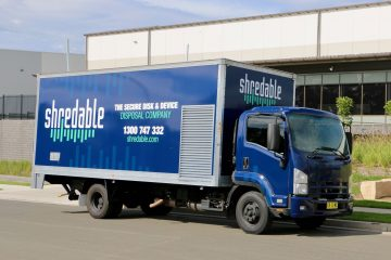 Shredable Truck
